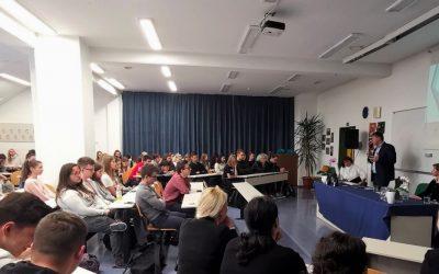 Dan Evrope 2019 na Ekonomski in trgovski šoli Brežice