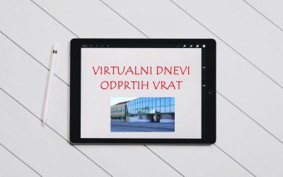 Virtualni dnevi odprtih vrat