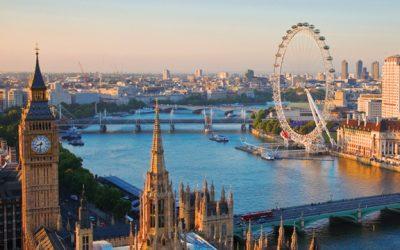 Izbirna ekskurzija v London